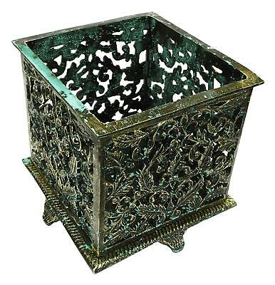 Decorative Cube Planter strong and nice