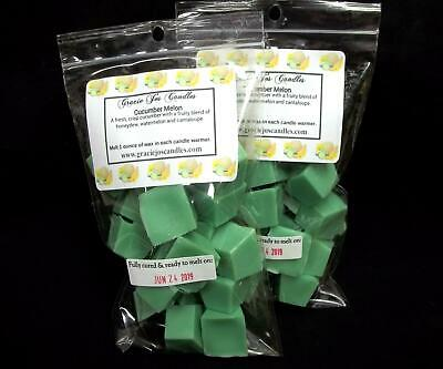 BERRY PATCH Scented Tart Wax Melts Chunks Chips Home Candle Warmer Scent