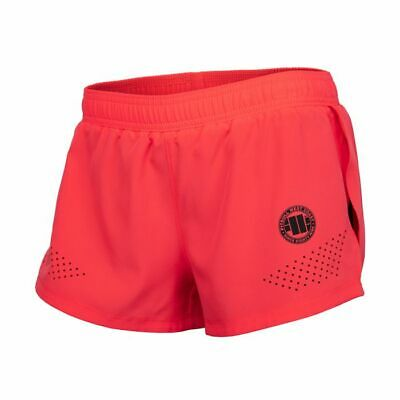 Pit Bull West Coast Woman Performance Shorts Coral