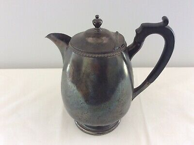 Antique Silver Plated Tea/Water Jug