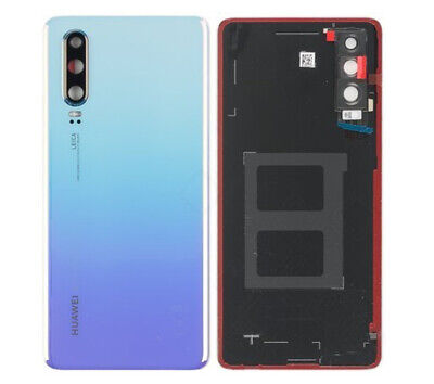 Original Huawei P30 Akkudeckel Backcover Rückseite Breathing crystal - 02352NMP