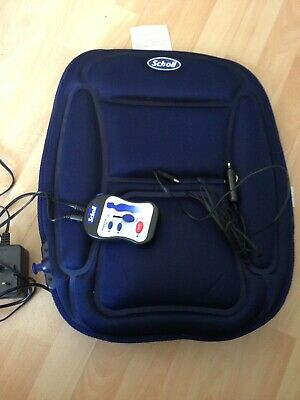 Scholl Back Massager With Heat Car Or Home