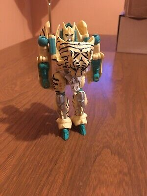 TRANSFORMERS BEAST WARS ORIGINAL TIGATRON FIGURE COMPLETE WITH GUNS