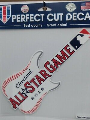 Cleveland Indians 2019 Mlb All Star Game Large Perfect Cut Decal Car Window