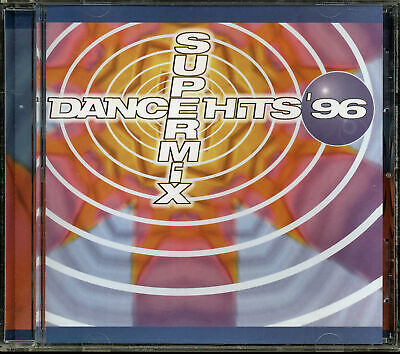 Dance Hits '96 Supermix by Various Artists (CD, Aug-1996, Popular Records)