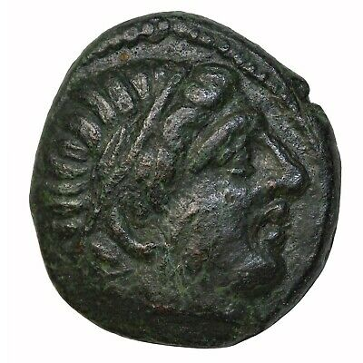 Kings Of Macedon Alexander III The Great AE 336-323 BC Ancient Coin