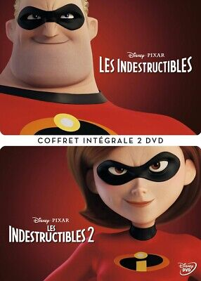 Brad Bird - Les Indestructibles 1-2