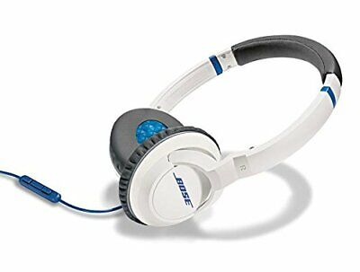 Bose Soundtrue On Ear Headphones - White -For Ipod/Iphone/Ipad  Brand New