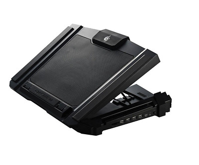 """Coolermaster SF-17 Gaming Notebook Cooler Up to 19"""" & 4 USB Hub"""