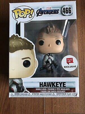 Funko Pop Avengers Endgame Hawkeye Walgreens Exclusive #466