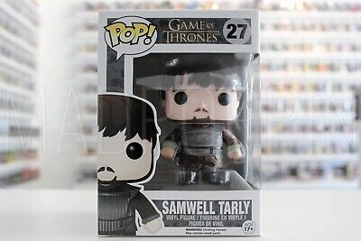 Funko POP Vinyl Television Game of Thrones Samwell Tarly 27 Vaulted