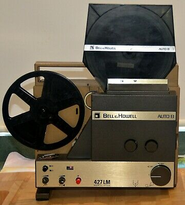 Bell & Howell 427Lm S8 Magnetic/Optical Cartridge  Projector