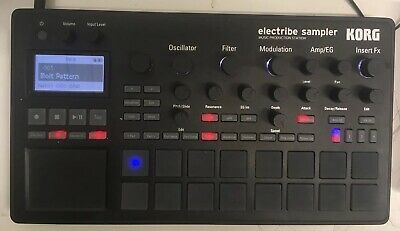 KORG ELECTRIBE2 ELECTRIBE sampler MUSIC PRODUCTION STATION w