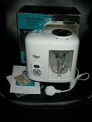 Tommy Tippee baby food blender steamer