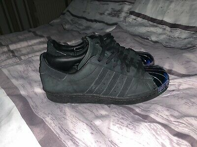 the latest 65880 6dfbd ADIDAS SUPERSTAR - schwarz - kaum getragen - Gr. 40 2/3 ...