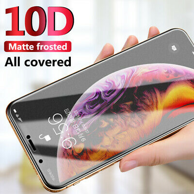 10D Soft Hydrogel Film Screen Protector Cover For iPhone Xs Max XR X 8 6s 7 Plus