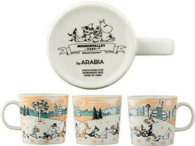 Moomin Valley Park limited ARABIA mug cup Anime JAPAN 2019