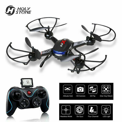 Holy Stone F181C RC Drone with HD Camera 2 Battery Quadcopter RTF Helicopter