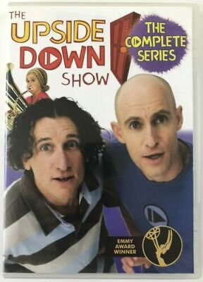 The Upside Down Show The Complete Series 2 Disc DVD Set