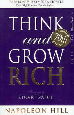 Think and Grow Rich by Napoleon Hill (Undefined, 2005)