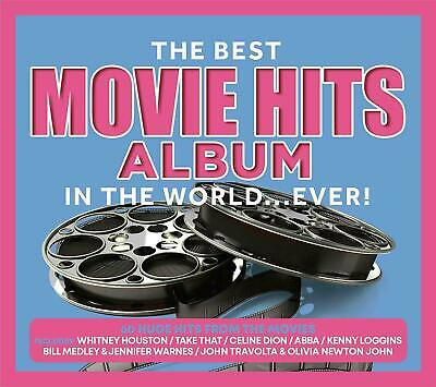 The Best Movie Hits Album In The World...ever! 3 Cd Set Sealed Whitney Celine