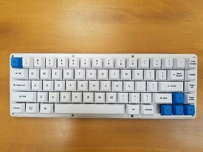 5708ca7454d Whitefox Mechanical Keyboard Cherry MX Brown Switches Layout The True Fox