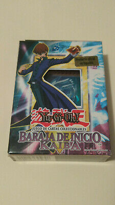Yu-Gi-Oh: Baraja Inicio / Starter Deck Kaiba 1st Edition (Spanish NEW SEALED)