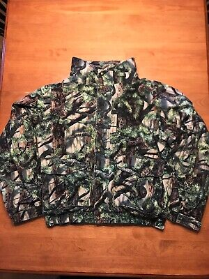 ecafc51321589 Cabela's Dry Plus Thinsulate Insulated Camo Jacket Seclsuion3D Konifer XL  *READ*