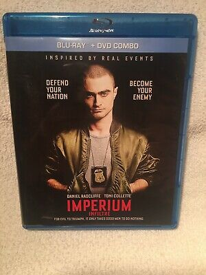 Imperium (Bluray + Dvd Combo) (Blu-Ray) (Bilingual) (Blu-Ray)