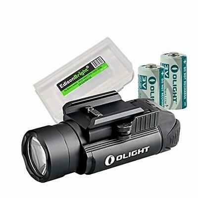 EdisonBright Olight PL-2 (PL2) 1200 Lumen LED Weapon/Pistol Light Battery Carry