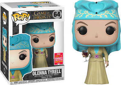 Funko Pop! Game of Thrones Olenna Tyrell SDCC 2018 with Soft Protector