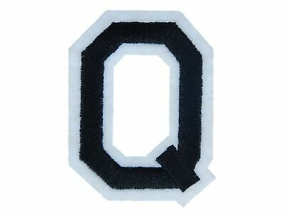Letters Initials Alphabet Abc Iron-On Patch Patch Miniblings 4,5 Letter New Q