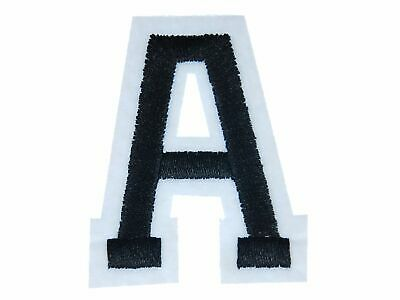 Letters Initials Alphabet Abc Iron-On Patch Patch Miniblings 4,5 Letter a New