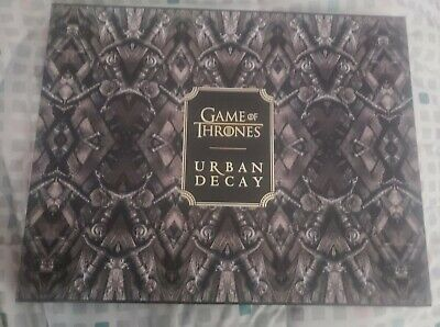 Urban Decay Game Of Thrones Vault Box