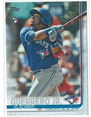 2019 Topps Series 2 Vladimir Guerrero Jr Rookie Card Base No Number