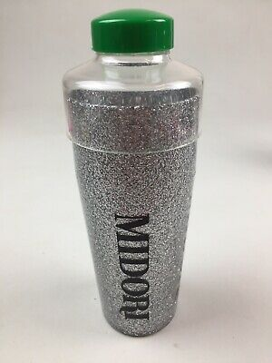 Rare Collectable Midori Cocktail Shaker Drink Mixer