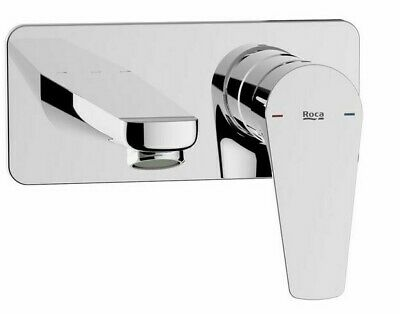 Roca ATLAS BASIN MIXER TRIMSET Fixed Outlet, Lever Handle, Chrome