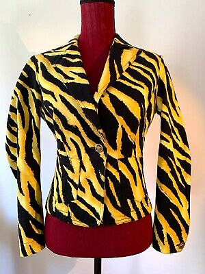 giacca  GIANNI VERSACE Jeans Couture medusa  tg 42 small VINTAGE 90