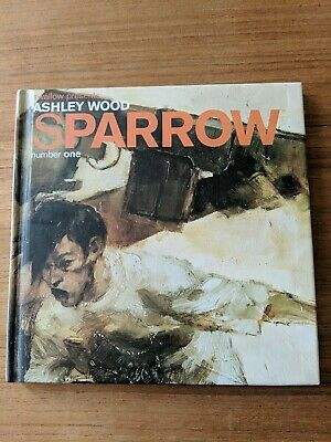 Ashley Wood SPARROW Number one 1 - IDW art book. VG.