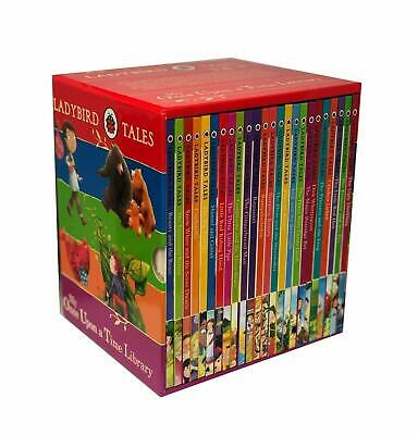 Ladybird Tales Classic Collection 24 Books Box Set,Cinderella,Rapunzel,New