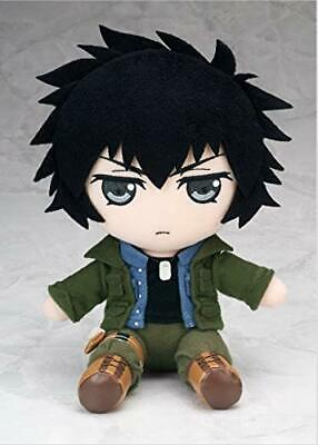 Psycho-Pass Sinners Of The System Plush Doll Kougami Shinya Stuffed W/ Tracking