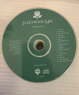 Fleetwood Mac - Greatest Hits - CD - Disc Only