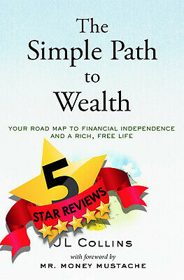 The Simple Path to Wealth by JL Collins - Fast Delivery - P D F