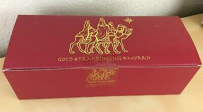 Gold Frankincense And Myrrh Christmas Gifts.Three Kings Gifts Christmas Gold Frankincense And Myrrh