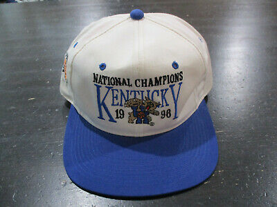 95a5aab66 KENTUCKY WILDCATS NIKE H86 Heritage 86 Hat Cap Blue Wool Size L ...