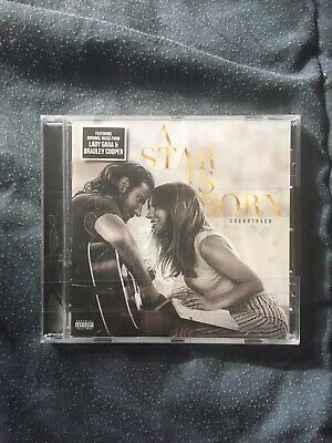 NEW SEALED A Star Is Born CD Soundtrack - Lady Gaga, Bradley Cooper, Romance,