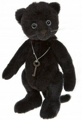 SPECIAL OFFER! Charlie Bears Minimo PANTHEA Panther (RRP £90)