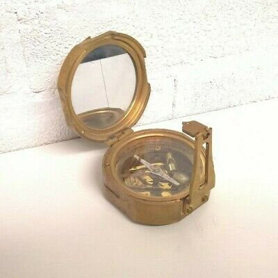 Vintage Stanley Of London Compass