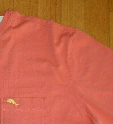 Phlox NWT Color Tommy Bahama Relax T-Shirt With Pocket Men/'s Size X-Large XL