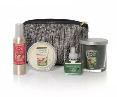 New Holiday Fragrance Filled Clutch Gift Set